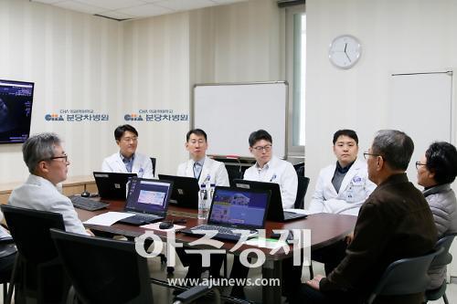 분당 차병원 거대 간암 환자 다학제 진료 수술 받고 새 삶 찾아