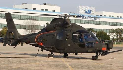 KAI, 소형무장헬기 엔진 런 성공... 초 고도 비행 눈 앞