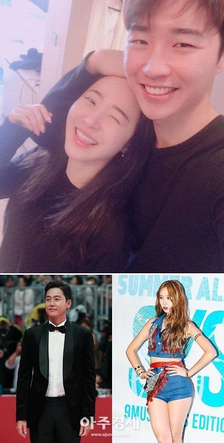 유소영-고윤성 & 이정진-이유애린 결별…AOA 혜정♥류의현 열애인정