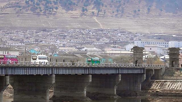China, N. Korea open new cross-border bridge: Yonhap