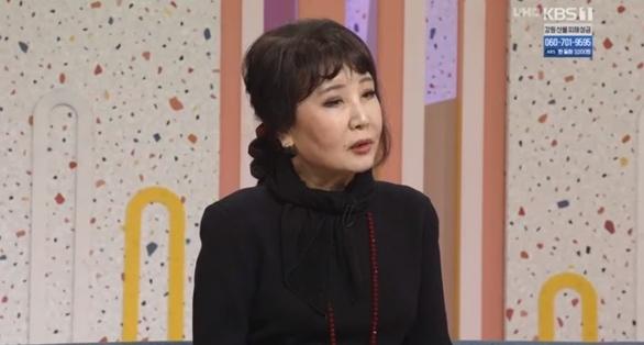 """아침마당 소프라노 강미자 """"올해 나이 77세"""""""