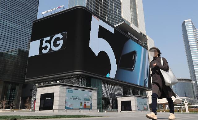 5G 실망감에 추락하는 통신주