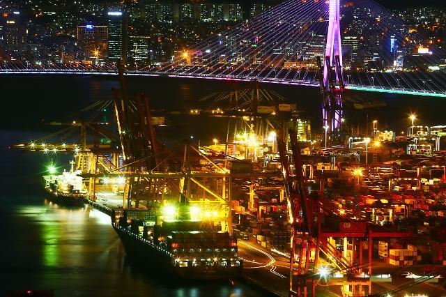 S. Koreas largest seaport to establish blockchain-based  cargo transit system