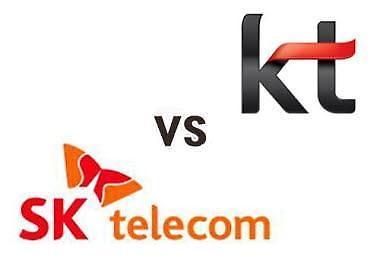 5G 시대' KT vs SKT, 이젠 뉴미디어 광고 시장서 격돌