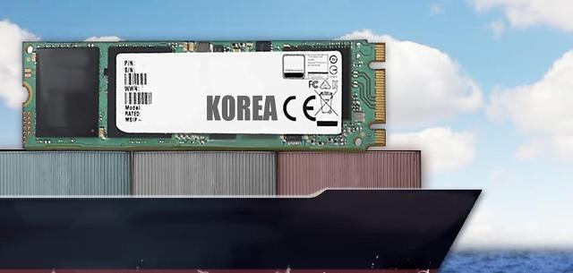 韩国4月前10天出口同比增8.9%