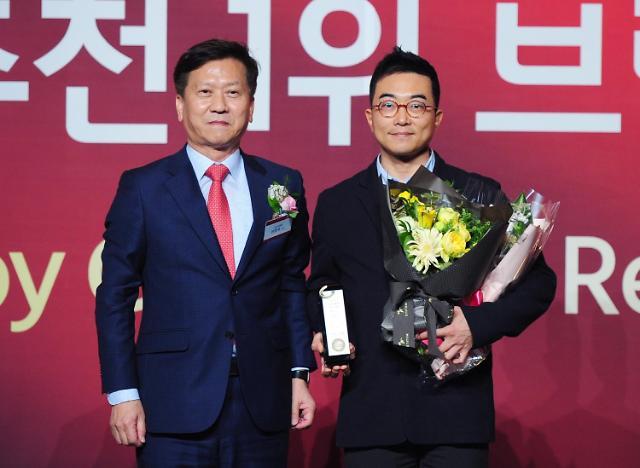 [골프+] 골프버디, 소비자추천 1위 브랜드 '골프거리측정기 부문 대상' 수상