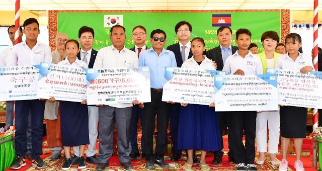 去年韩政府开发援助规模为23.5亿美元 同比增长9.2%