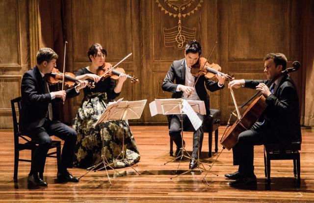 KBS교향악단, 용재 오닐 속한 에네스 콰르텟과 정기연주회