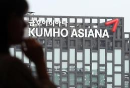 .Top financial regulator negative about Kumhos self-rescue package: Yonhap.