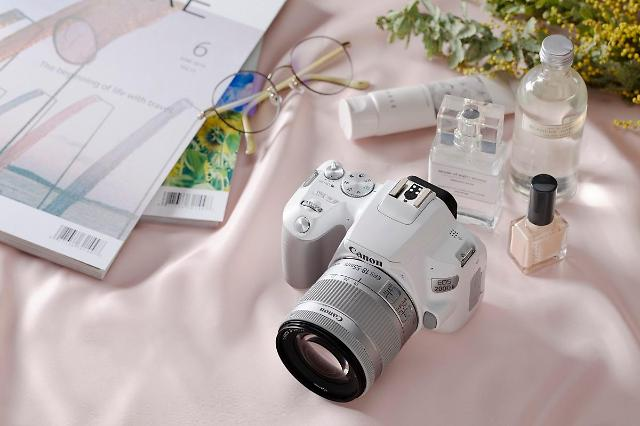 캐논, 초경량 DSLR 카메라 EOS 200D Ⅱ 발표