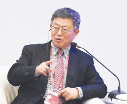 .迟福林:中韩经济互补性日益增强 双方需加强服务贸易合作.