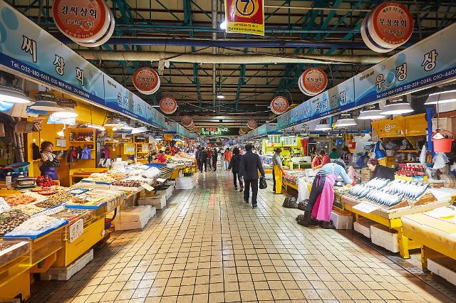 S. Korea announces continued ban on imports of Japanese seafood