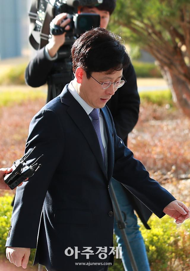 김학의 수사단, 이세민 전 경무관 소환 조사 중