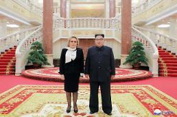 .消息:金正恩近期将访问俄罗斯.