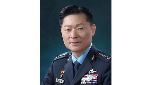 원인철 공군참모총장 취임... 한미연합훈련 우려 불식