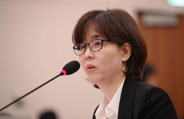 서울남부지검, 이미선 후보자 부부 고발사건 수사