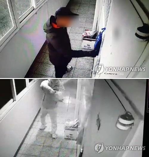진주 아파트 방화·살인 안씨, 1월에도 난동…여자만 사는 윗층 가족 위협+오물 투척