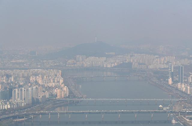 中国拒绝韩国议员团体就雾霾问题访华