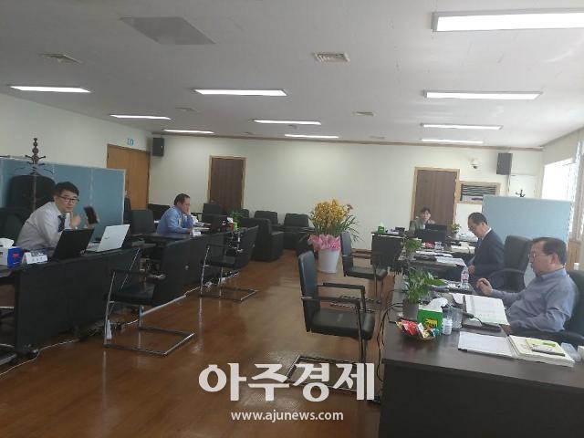 고양시의회, 2018회계연도 결산검사 본격 돌입