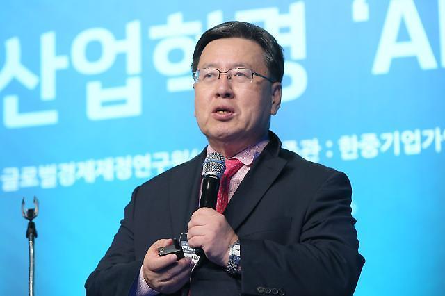 """오정근 한국금융ICT융합학회장 """"기업투자 단절이 '고용·분배 참사' 촉진"""""""