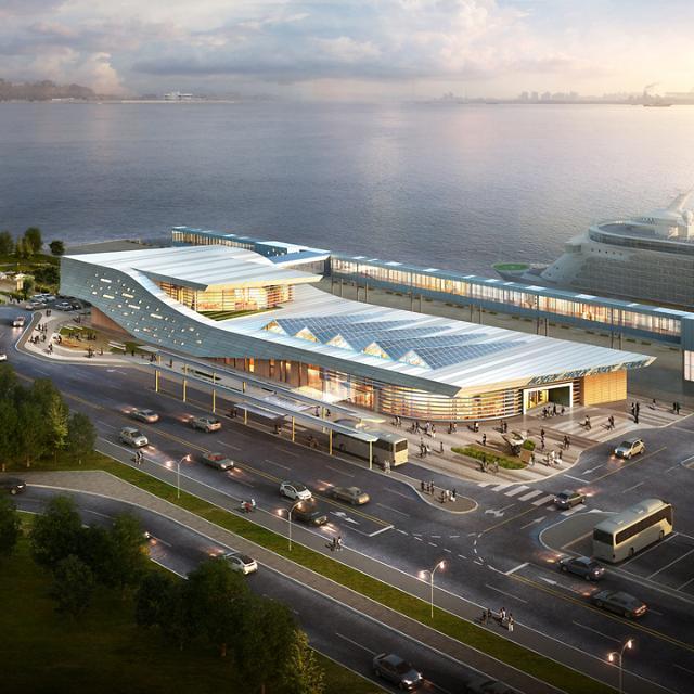 바짝 다가온 인천항 크루즈 터미널 개장…해양관광의 메카로 발돋움