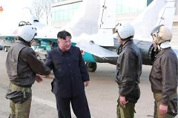 .N. Korean leader supervises test firing of new tactical guided weapon .