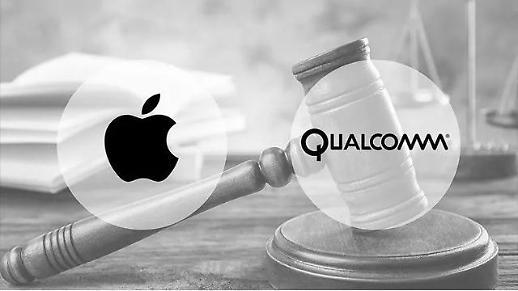 中 애플·퀄컴 극적 합의, 화웨이 덕택?