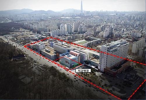 중앙보훈병원 치과병원·지하철 연결통로  신설... 편의성↑