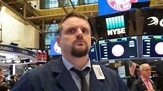 Chỉ số chứng khoán Mỹ Dow Jones giảm 0,01%