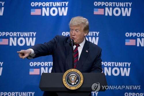 """트럼프, """"무역협상 성공 느낌""""..미·중 5월말 정상회담 가나"""