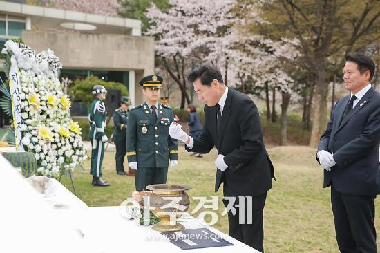 의왕시 모락산전투 6·25 전사자 유해 본격 발굴작업 착수