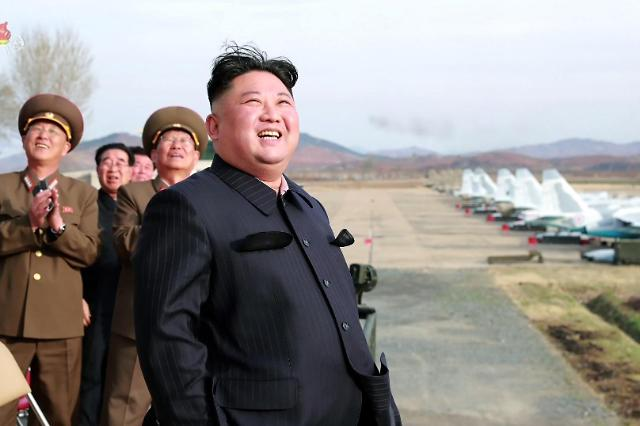金正恩连日视察军事现场 韩统一部:将严密关注朝方动向