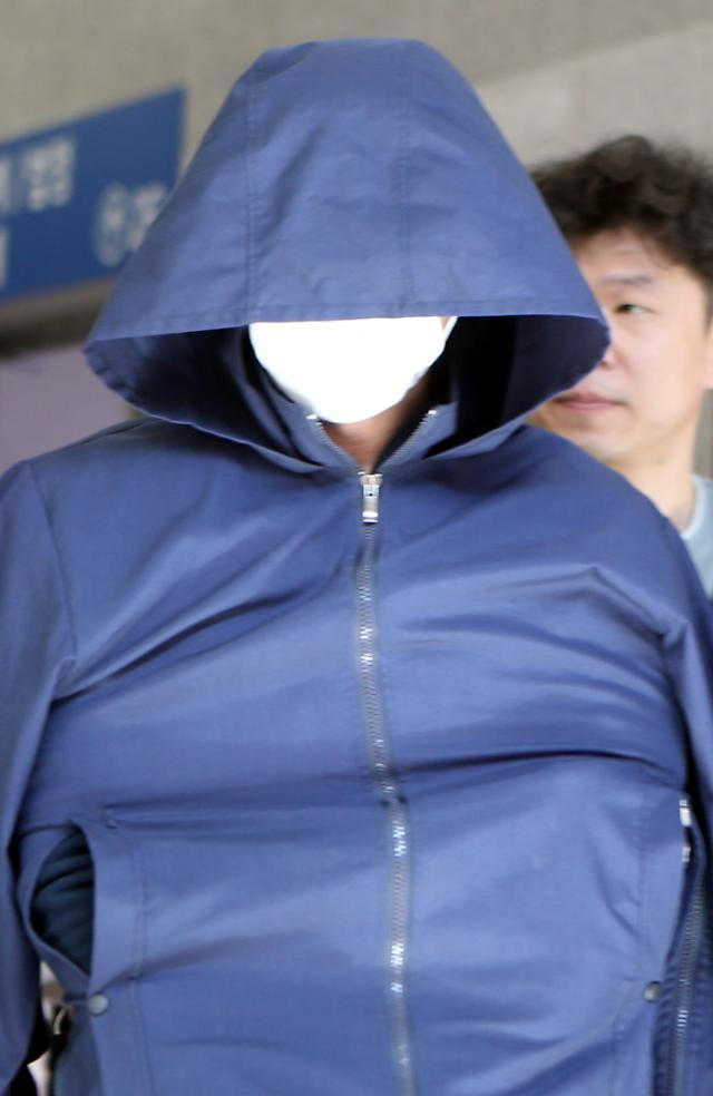 진주 아파트 방화·흉기난동 40대 남성 구속