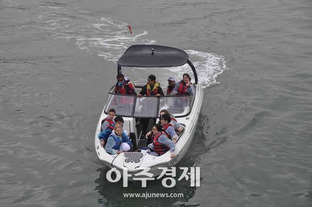 포항시, 어린이날 해양스포츠 무료체험 행사 열어