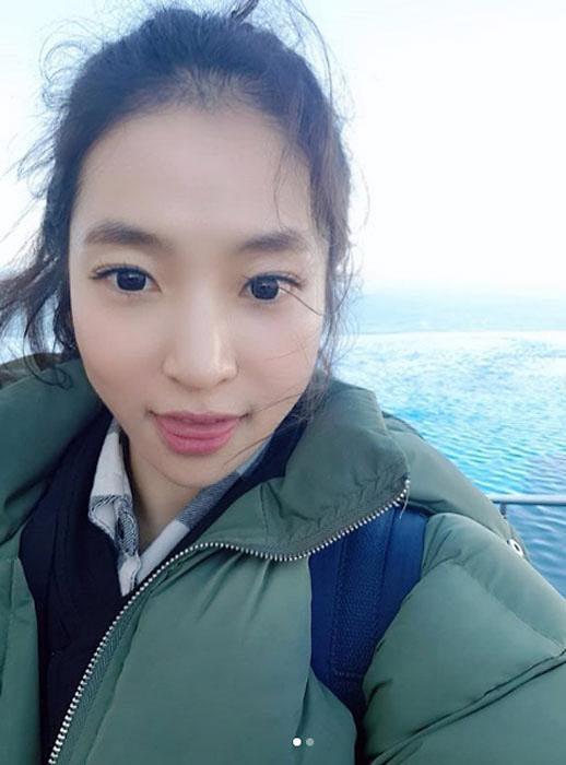 """[#SNS★] 미스트롯 홍자 일상 모습 보니 """"큰 눈망울 매력적"""""""