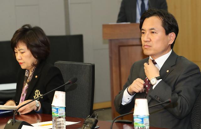 한국당, 윤리위 개최…5·18·세월호 망언 징계 심의