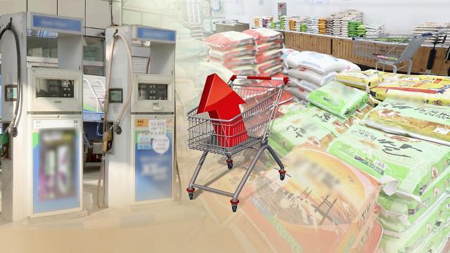 韩国3月生产者物价指数同比上涨0.3%