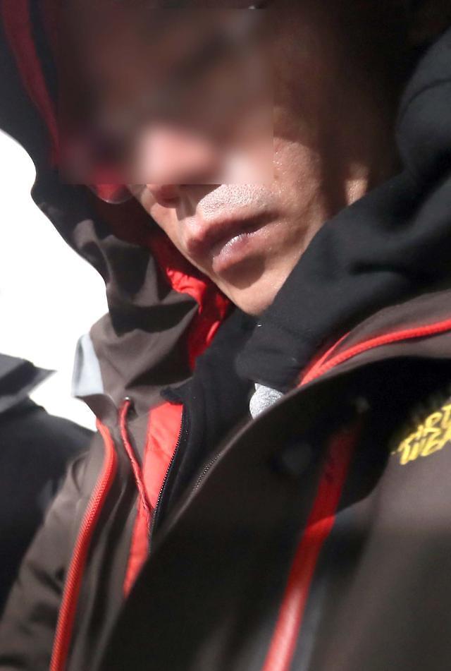 """晋州公寓纵火杀人嫌疑人是""""42岁男性安仁得"""""""
