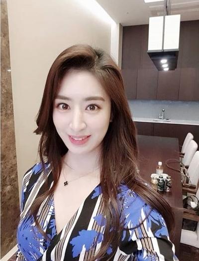"""[#SNS★] 민혜연 일상 모습 보니 """"청순한 매력"""""""