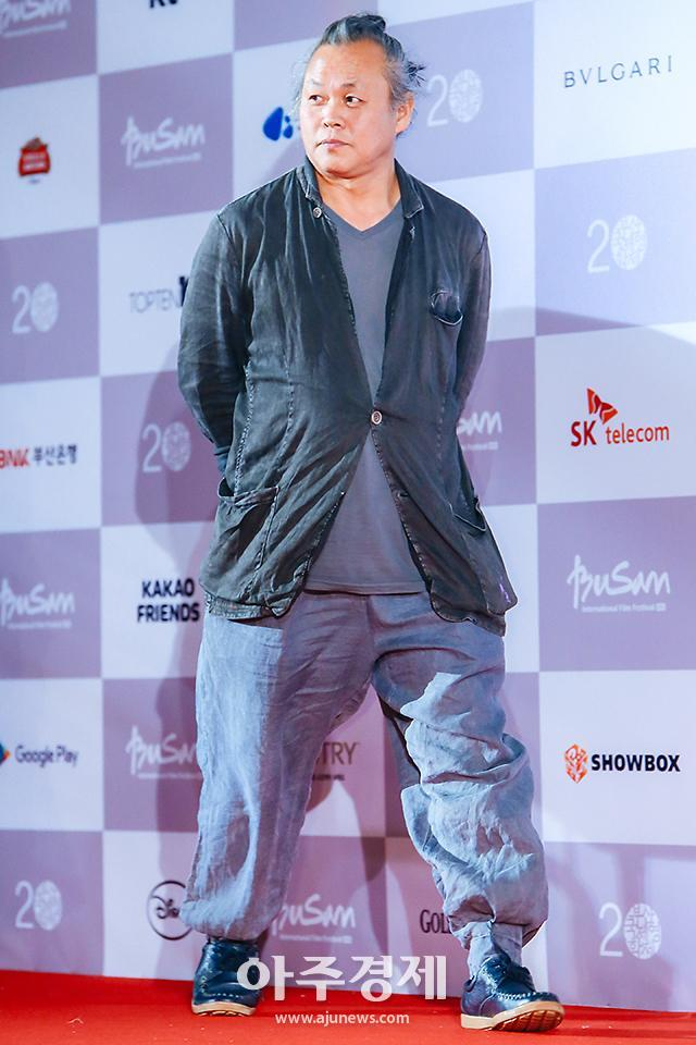 미투 김기덕 감독, 규탄 기자회견에도 꿋꿋…모스크바 영화제 개막식 참석