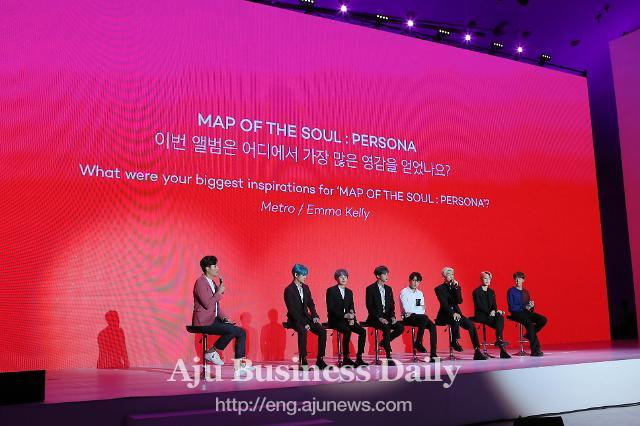 More than 2 mln copies of BTS new album sold in first week