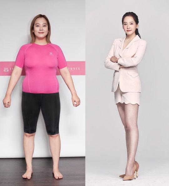 20kg 감량 다나, 다이어트 결심 이유는?