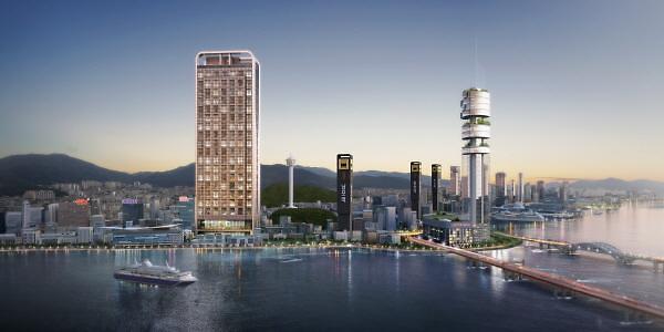 변화하는 부산의 원도심, 활기를 더할 새로운 호텔, '라마르 호텔 in BUSAN'