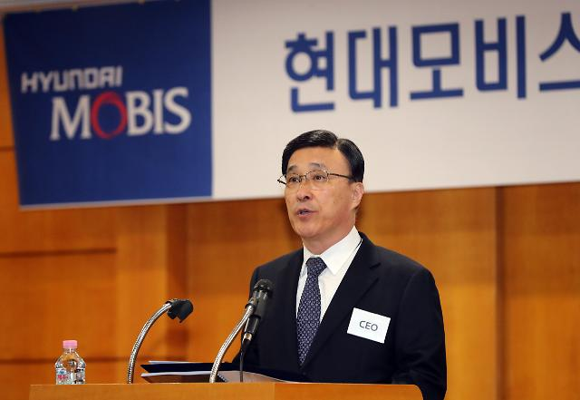 박정국 현대모비스호 1년 성적표 빼어날 '수'... 매출·영업익 'V자 반등'