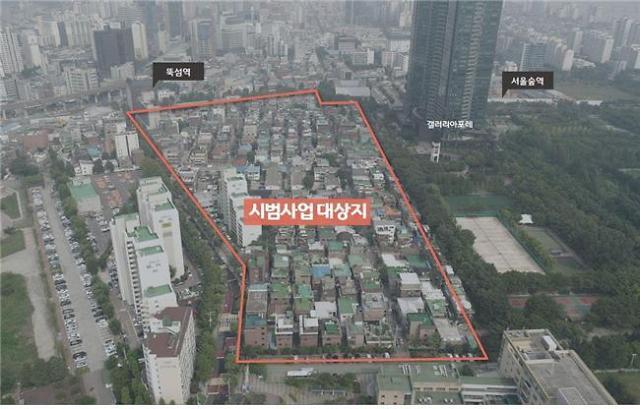서울시, 성수동 붉은벽돌 마을 사업 참여 8개 건물 첫 선정