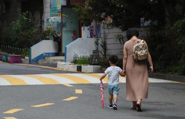韩社会认为育儿做家务是女性分内之事
