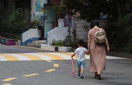 .调查:韩社会仍认为育儿和做家务是女性分内之事.