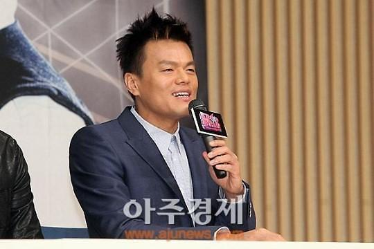 박진영, 이수만 제치고 연예인 주식부호 1위에 올라