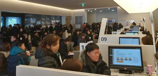 본격화된 봄 분양…강남·서초 마수걸이