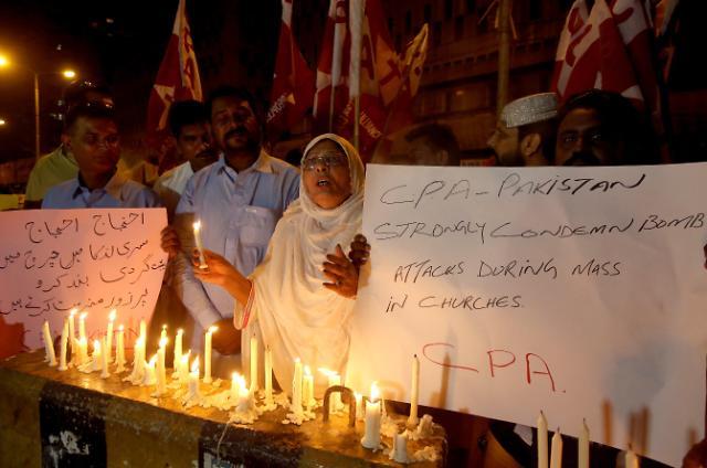 [스리랑카 테러] 세계 곳곳에서 규탄의 메시지